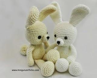 Amigurumi Bunny Sharon Ojala : 2000 Free Amigurumi Patterns: Dress Me Bunny Crochet ...
