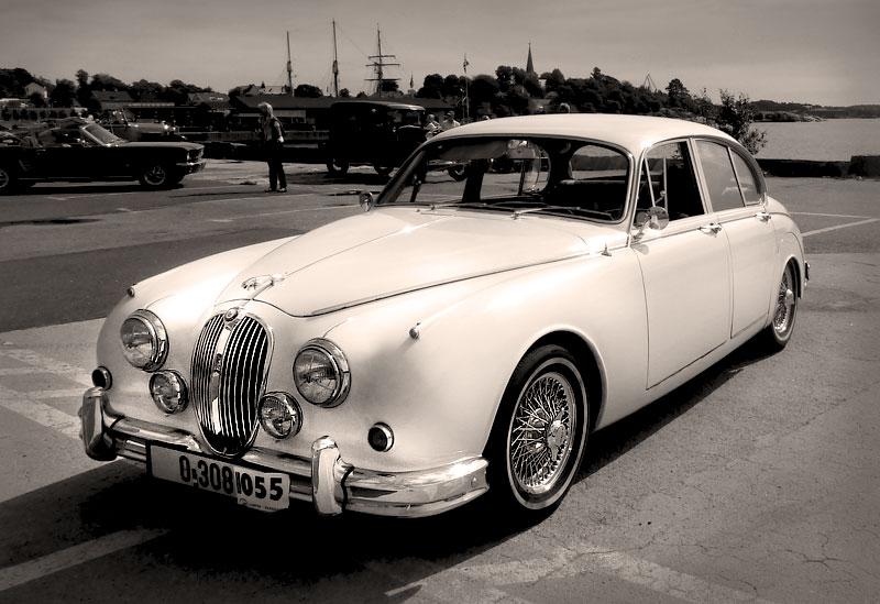 My Jaguar Mk2  ClassicCar Experience Sharing
