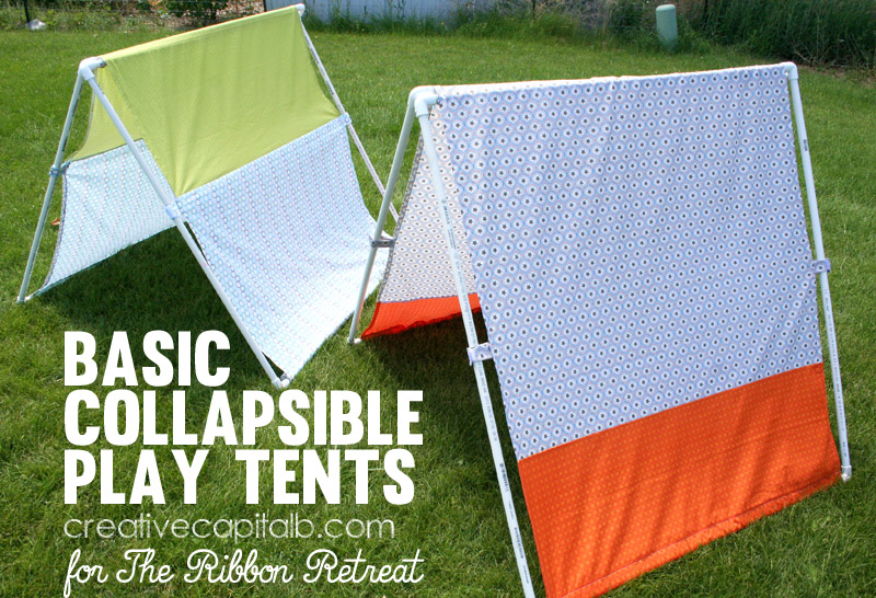 Basic Collapsible Play Tents  sc 1 st  Capital B & Capital B: Basic Collapsible Play Tents