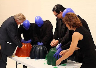 Blue Man Group and Team Plan B on All-Star Celebrity Apprentice Season 6, Episode 5