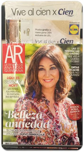 Regalos revistas Octubre 2015: AR