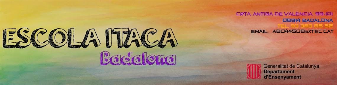 ESCOLA ITACA BADALONA WEB