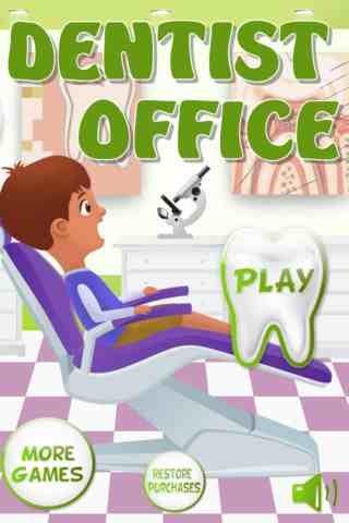 Dentist Office, iPhone Educational Free Download, iPhone Applications