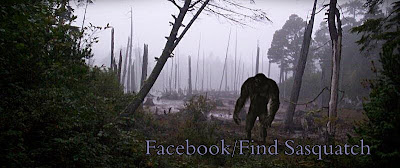 Facebook Find Sasquatch
