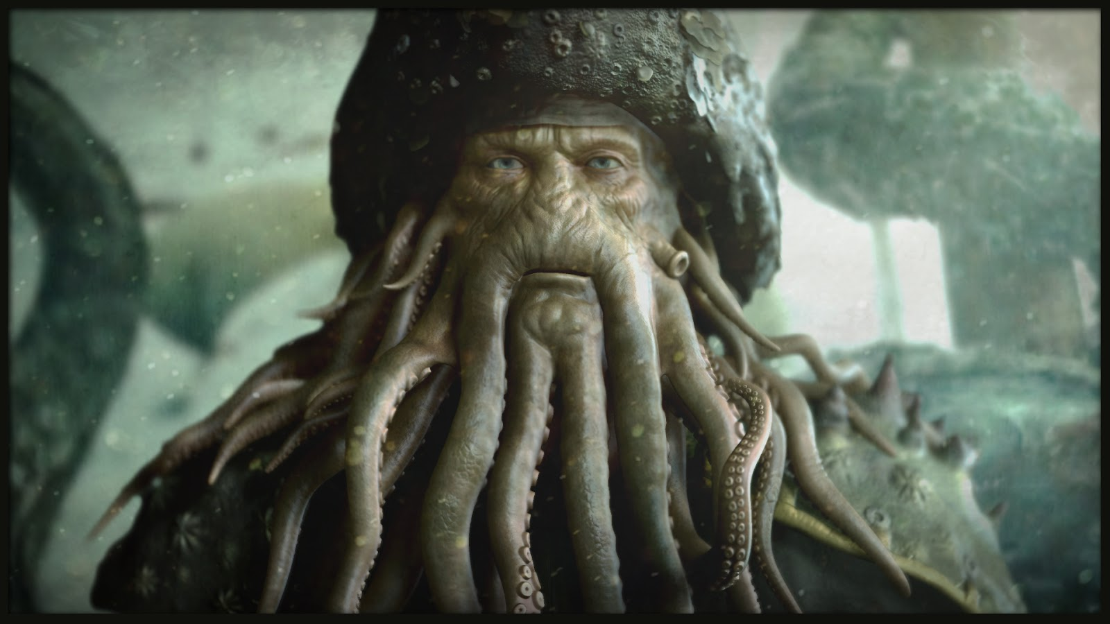 the life and leadership of davy jones in pirates of the caribbean Davy jones' monstrous crew is made up from the doomed sailors who have  opted to  leader davy jones will turner notable members bootstrap bill  turner  the dutchman's crewmen hold the pirates prisoners  everyday life  edit.