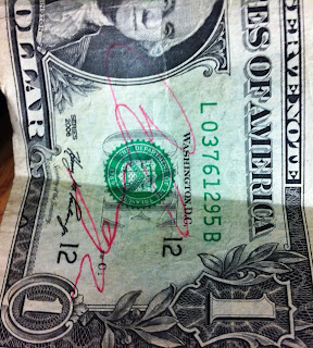 Saving My Money to Buy a Dream