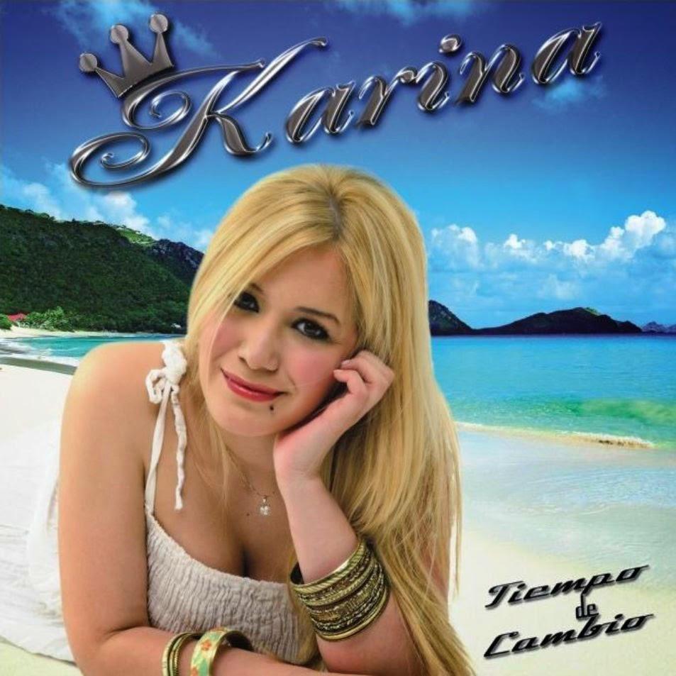 Karina - Tiempo De Cambio (2012)