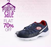 Fashionandyou : Buy Lotto Men's Sport Shoes at FLAT 70% off + Extra 30% Mobikwik Discount : Buy To Earn