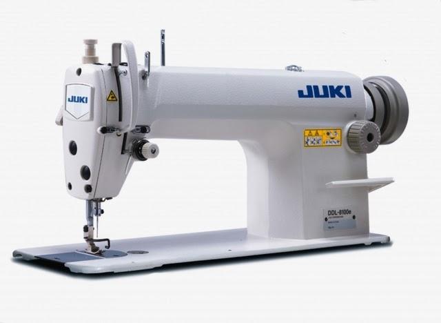 MAQUINAS DE COSER EN CIUDAD REAL: JUKI modelo DDL-8100