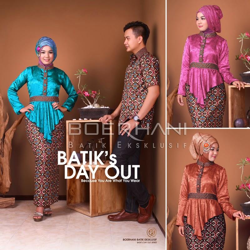 Yasmin Batik Eksklusif By Boerhani