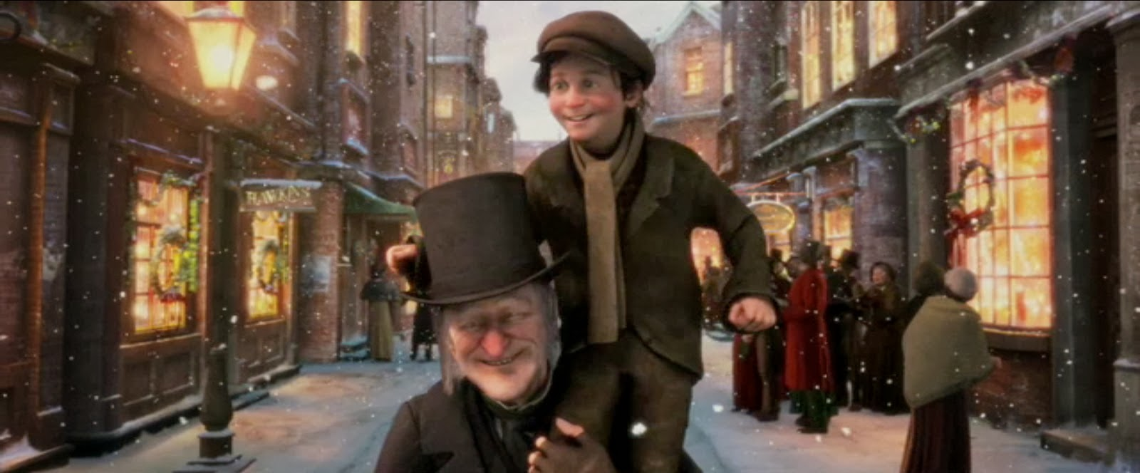 a christmas carol redemption Redemption the theme of redemption from a christmas carol scrooge had  reformed from a miser to redemption is the idea of being saved from sin or evil.