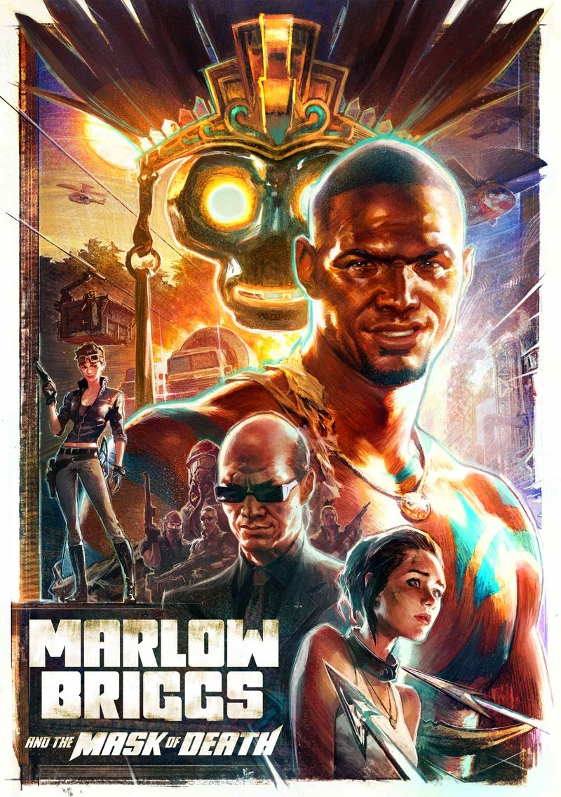 Marlow Briggs And The Mask Of Death pc game