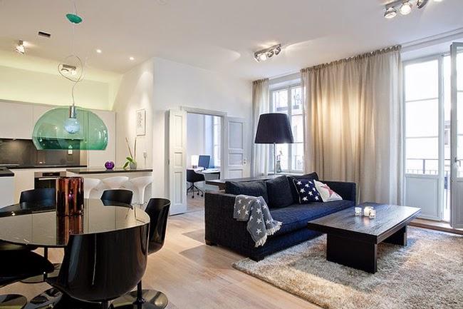 Вътрешен дизайн на апартамент