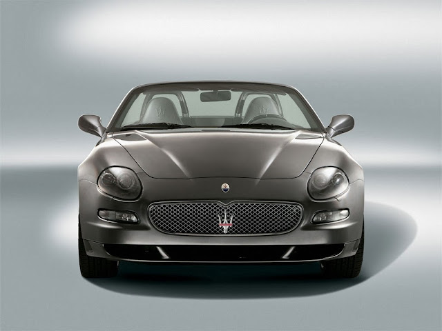 2014 Maserati GranSport Wallpaper