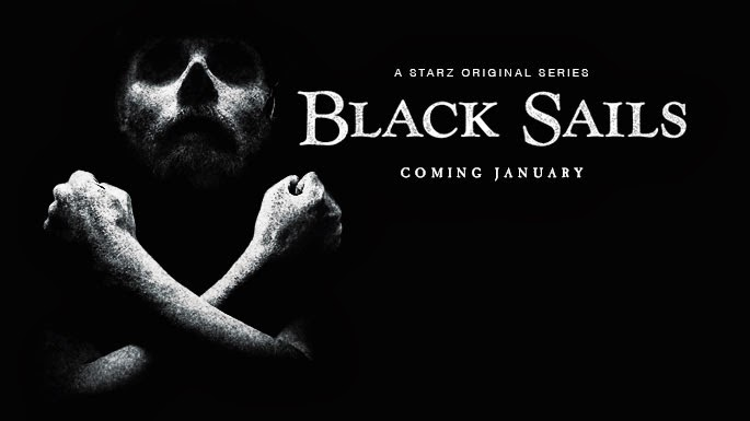 Crítica Serie: BLACK SAILS - 1ª TEMPORADA