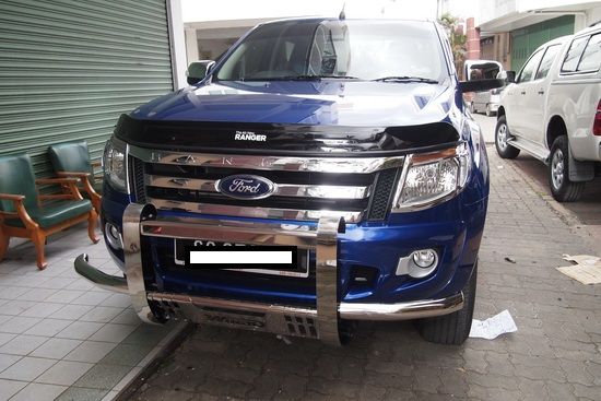 2013 ford ranger thailand parts accessories autos weblog