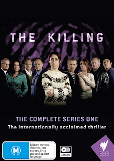 The Killing DVD Madman SBS