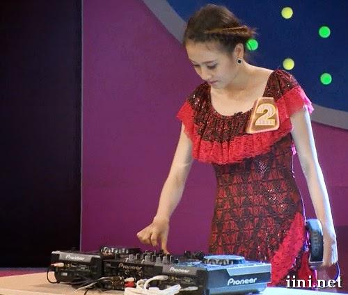 Hình ảnh nữ DJ Trương Thị Vân dễ thương, xinh đẹp