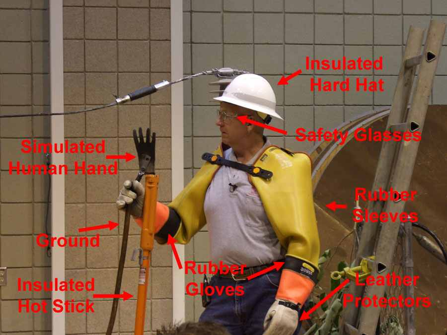Electrical Safety Gear : Engineering photos videos and articels search