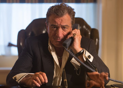 Robert De Niro in Heist (2015)