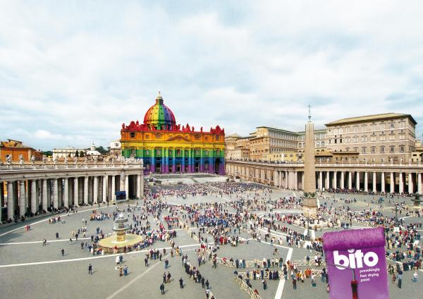 Pope Francis 'confirms Vatican gay lobby and corruption'