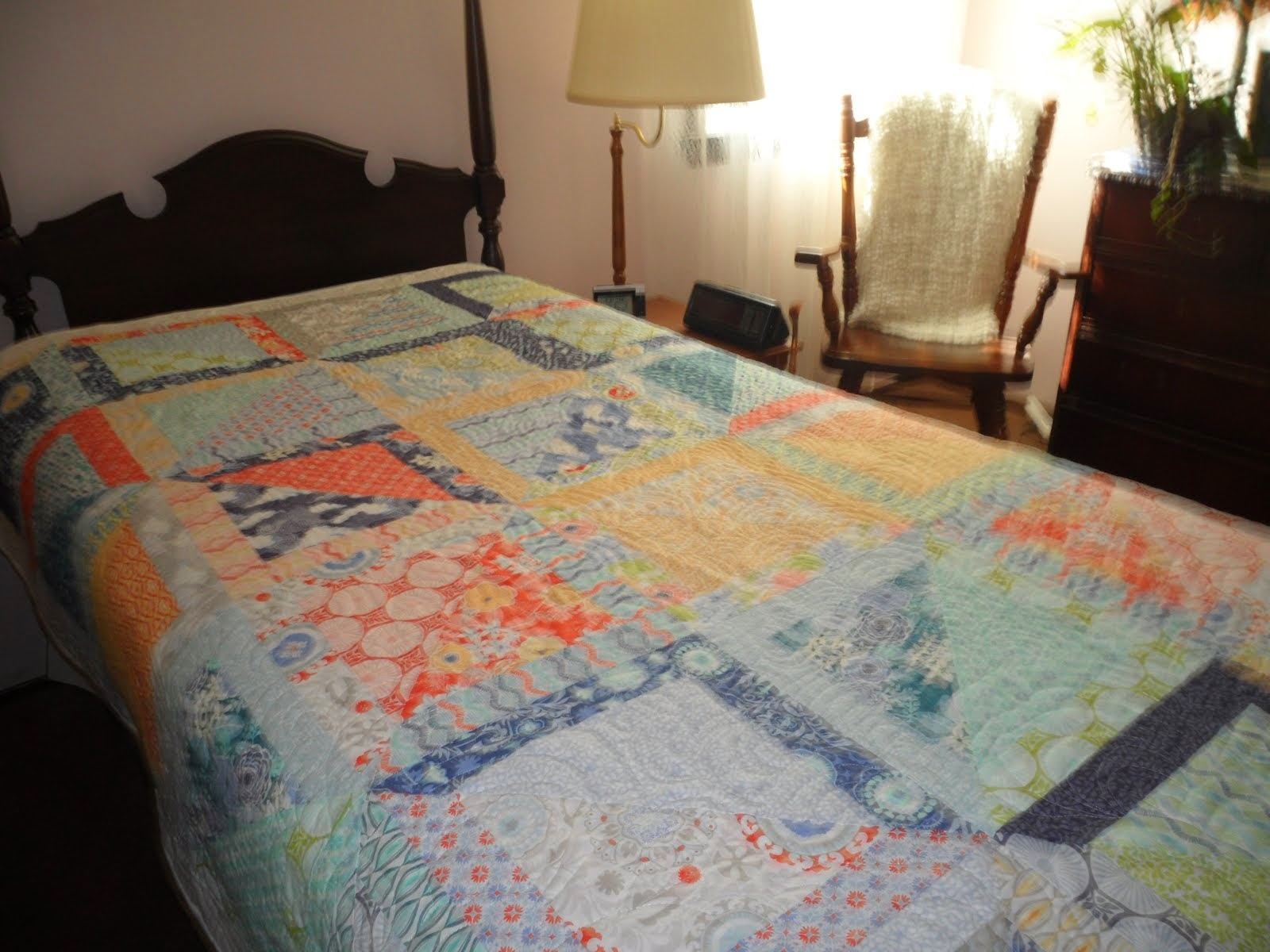 The House Dress Quilt