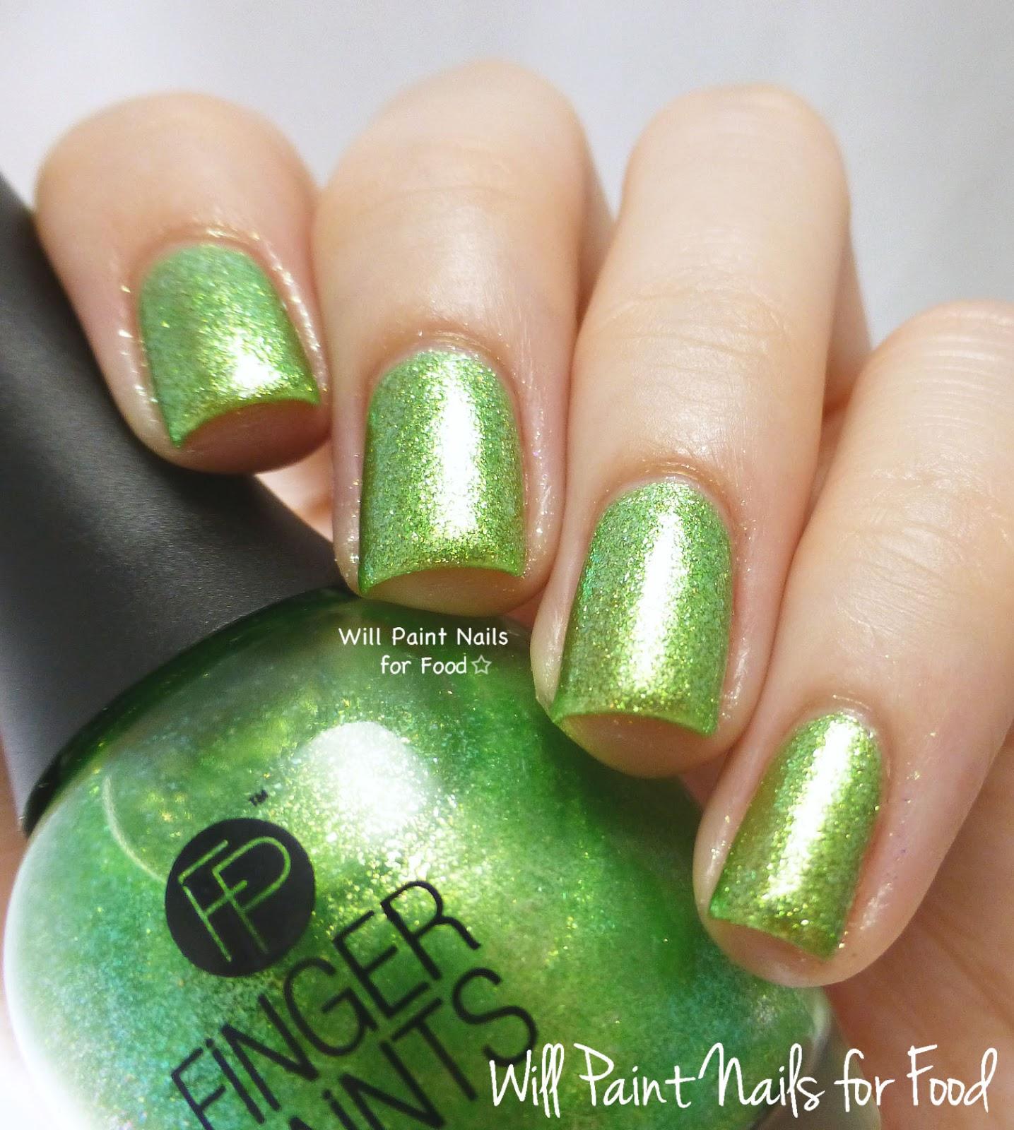 Finger Paints Margarita Mambo