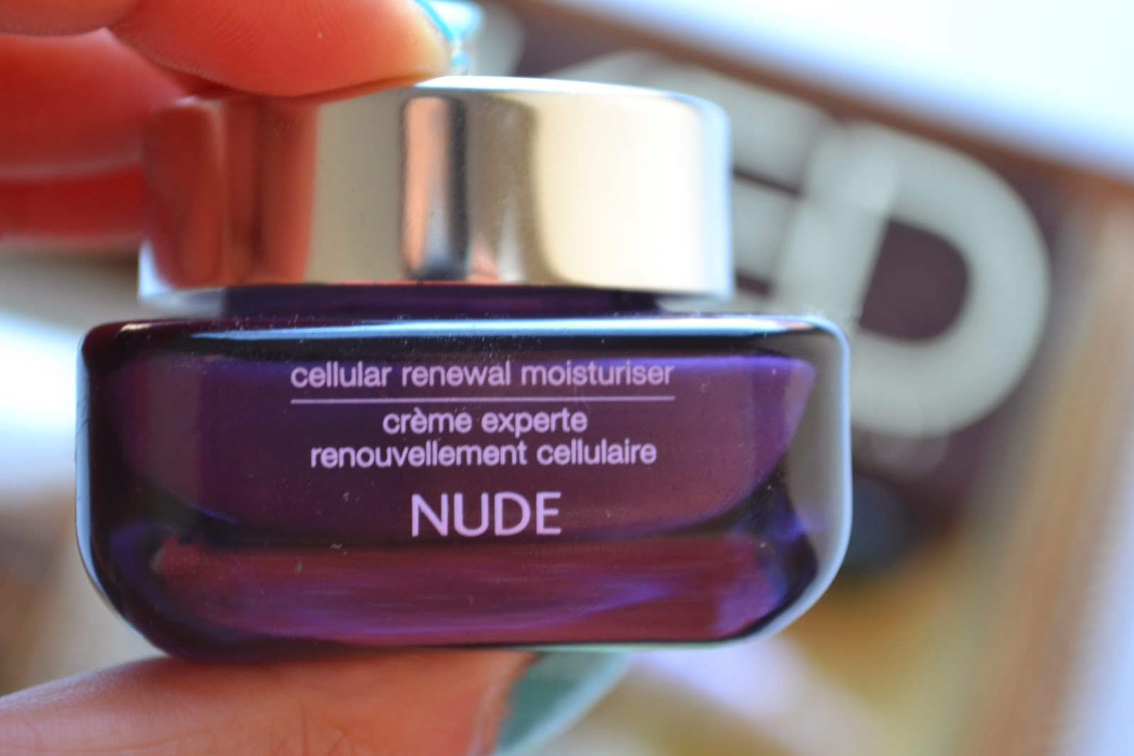 Cellular Renewal Moisturiser