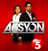 Aksyon Balita (TV5) – 08 May 2013