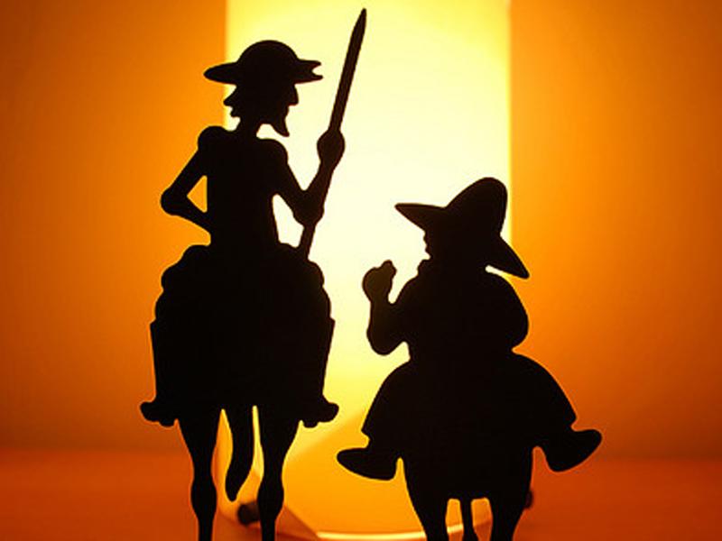Actividades Don Quijote