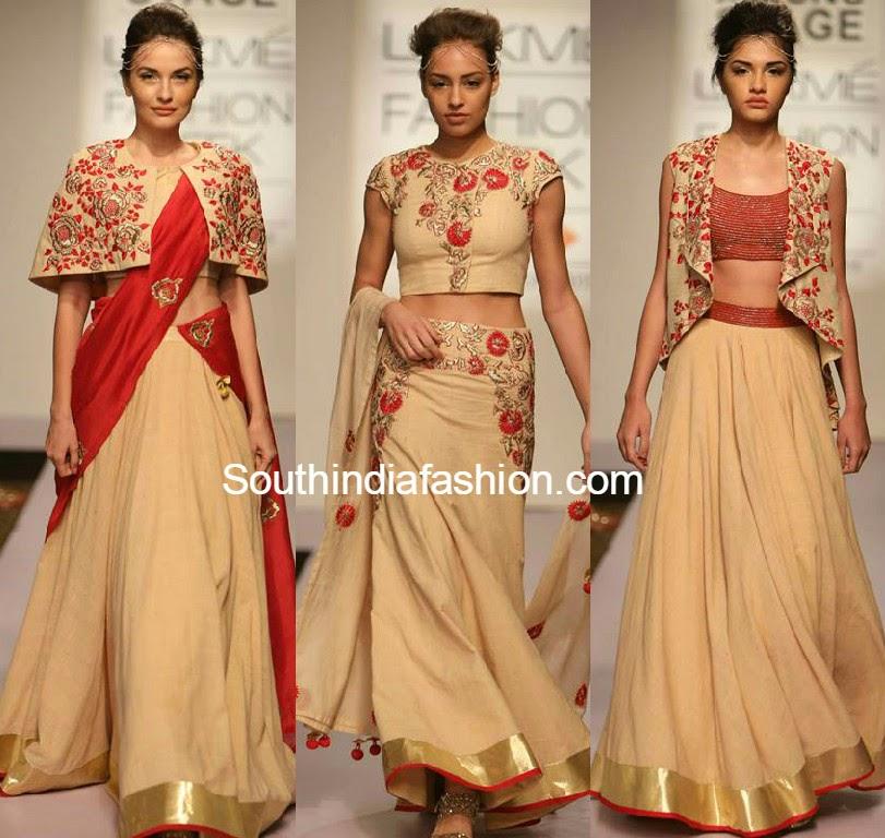 lakme fashion week 2015 shilpa reddy collection