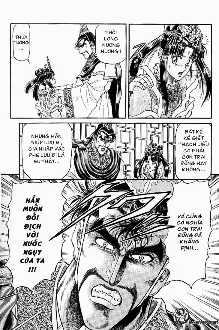 Chú Bé Rồng - Ryuuroden chap 10 - Trang 16
