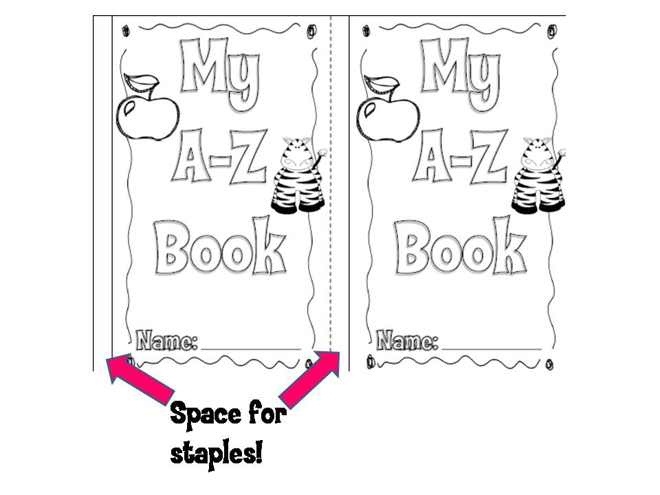 Current image for alphabet book printable