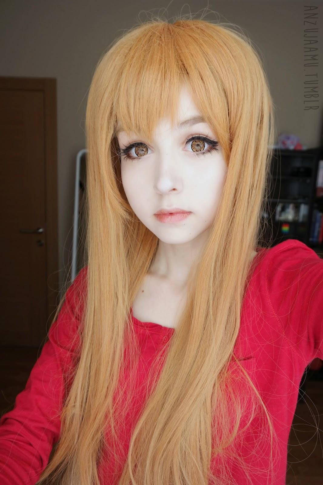 Yuuki Without Wig 56