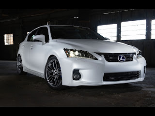 Lexus CT 200h wallpaper