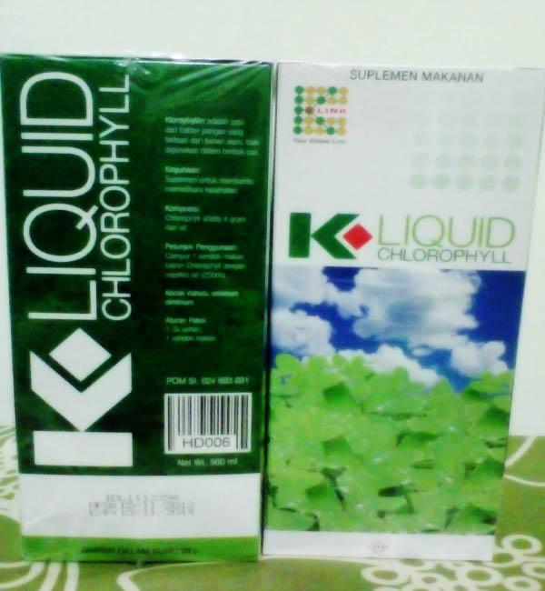 Manfaat dan Cara Pemakaian Klorofil K-Link