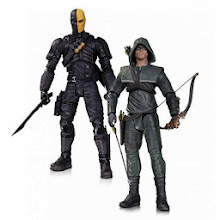 ARROW and deathstroke