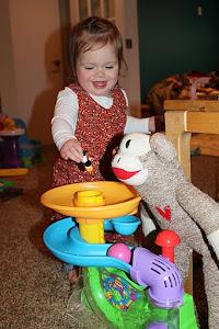 Norah 12 months!