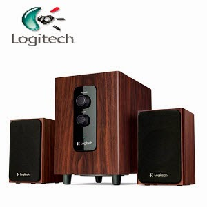 Amazon: Buy Logitech Multimedia 2.1 Speaker Z443 Rs.2459