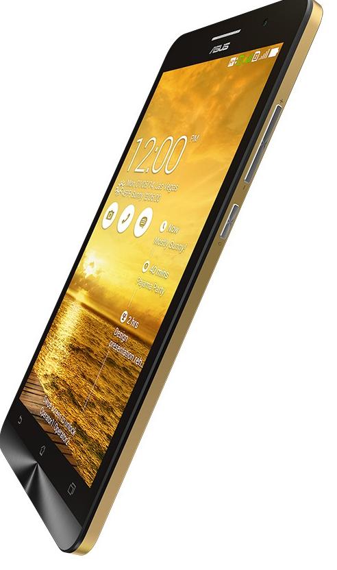 Gambar Asus Zenfone 6 Gold