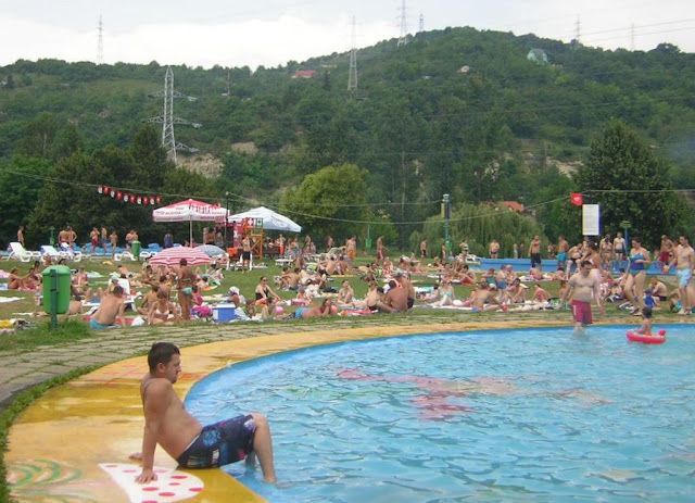Strandul Sun Complex Sportiv Sun Cluj Napoca