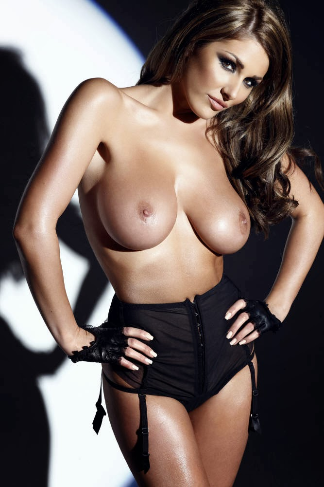 Lucy Pinder – How to be a Seductress without Being Obvious