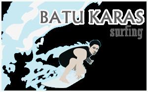 surfing batu karas