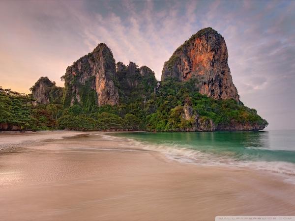 2. Andaman Sea, Thailand