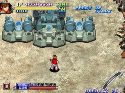 Shock Troopers 2nd Squad Screenshots