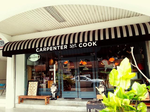 Perky Pecky Carpenter And Cook Singapore