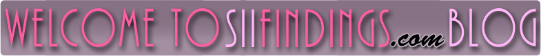 SIIFindings.com Blog