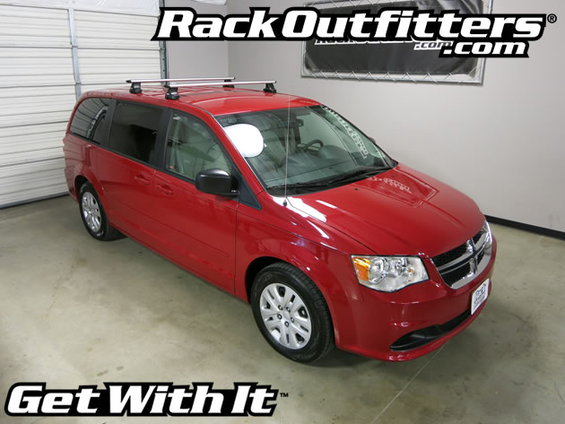 dodge caravan thule rapid traverse silver aeroblade roof. Black Bedroom Furniture Sets. Home Design Ideas