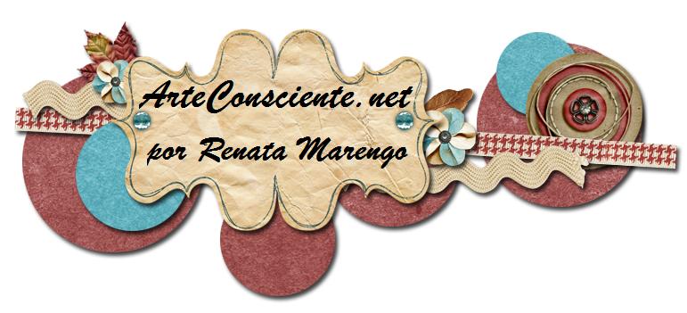 ArteConsciente.net por Renata Marengo