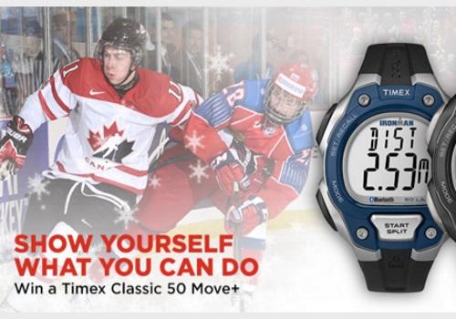 Timex Classic 50 Move+ Contest